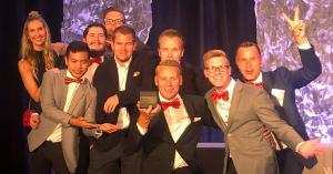 Vincit Wins Best Tech Work Culture in 2019 Timmy Awards