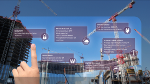 iot data construction site augmented reality