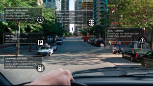 iot data visualizations connected car