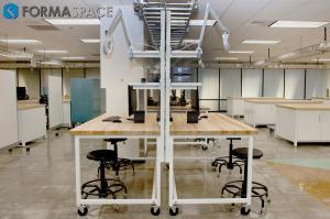 University Innovation Lab with Back-to-Back Benchmarx