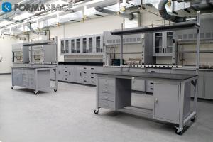 Cryogenics Laboratory Furniture by Formaspace