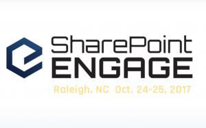 SharePoint Engage 2017