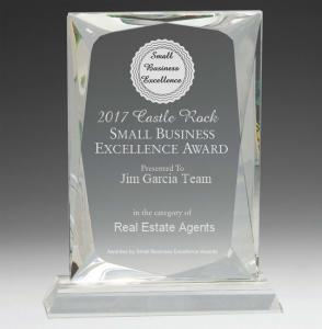 2017 Castle Rock Small Business Excellence Award