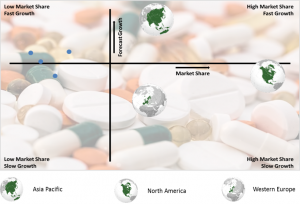 Pharmaceutical Drugs Market By Region