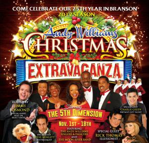 The Andy Williams Christmas Extravaganza Hosted by Jimmy Osmond and Starring the 5th Dimension