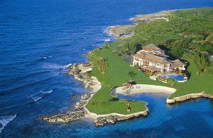 Luxury Beach Front Villa Jamaica