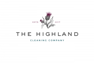 Thistle Logo for The Highland Cleaning Company