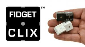 FIDGET CLIX Original feel good in your hand.