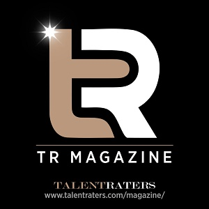 The Official Logo for TR MAGAZINE