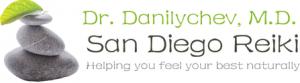 San Diego Reiki Logo