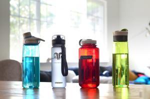 Drink bottles - 3plastics
