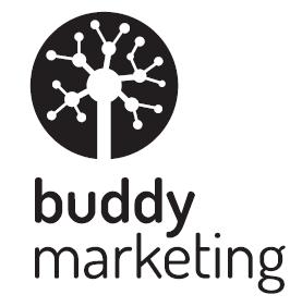 buddy marketing logo