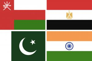 Oman Egypt Pakistan and India as new regions for VRXOne