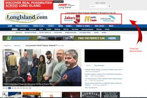 Sitewide Header of Digital Publication