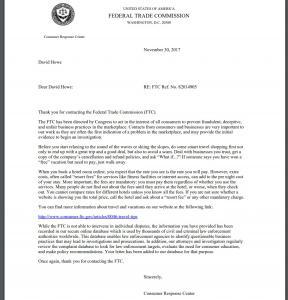 FTC Complaint Filed Against Enterprise for Unfair Practices