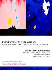 At Loews Miami Beach Dec.6-10, during Art Basel