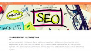SEO or Search Engine Optimisation in UK, Ireland and Northern Ireland by ProfileTree