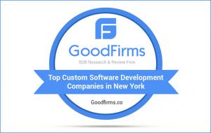 Top Custom Software Development Companies in New York