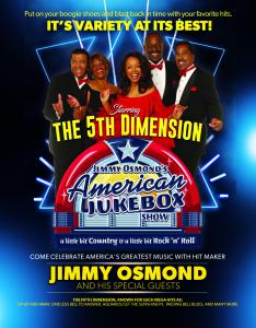 American Jukebox Show Starring The 5th Dimension
