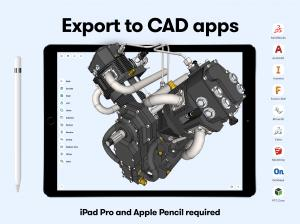Export to CAD apps