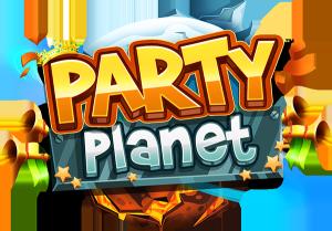 Party Planet Logo