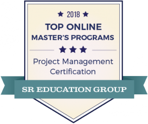 UMT, 2018 Top Online Master's Programs in Project Management