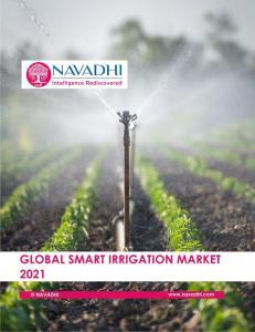 Global Smart Irrigation Market Forecast 2021