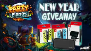 Party Planet New Year Giveaway