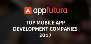 AppFutura Top App Development Companies