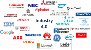 Industry 4.0 Tech Giants