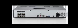 Arecont Vision AV NVR AV800 AV1600 rear
