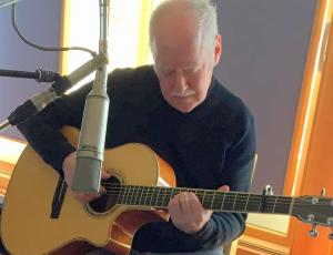 Neil Guitar session