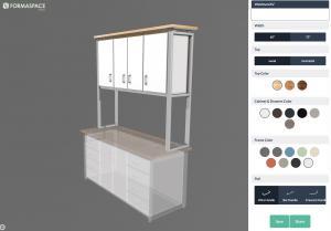 FormaspaceOffice 3D Configure Tool