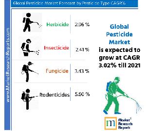Global Pesticide Market by Pesticide Type