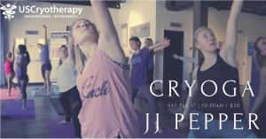 Yoga and Cryotherapy, all-inclusive