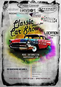 2018 Car Show Flyer