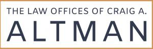 Craig A. Altman Law Logo