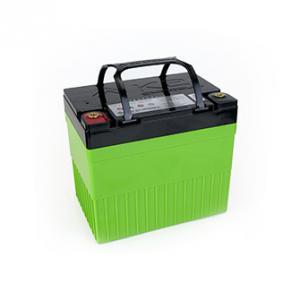 U1 Battery in 12V and 24V