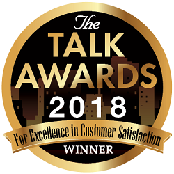 The 2018 Talk Award