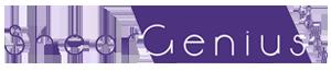 Shear Genius Salon Logo