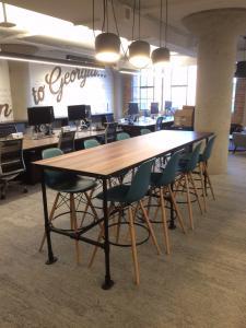 Twitter Lounge & Office