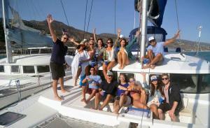 Los Angeles yacht