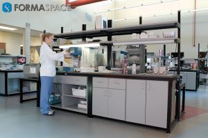 Sample Processing Bench