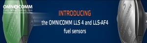 New Omnicomm LLS-AF 4 and LLS 4 fuel-level sensors