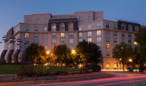 The six-story mid-rise Westin Annapolis hotel has 19,000 square feet of meeting space, including a 6,350-square foot Capitol Ballroom, the largest event space in the Annapolis market providing the hotel a competitive advantage in hosting large groups.
