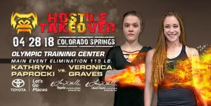 Main Event Kathryn Paprocki vs. Veronica Graves