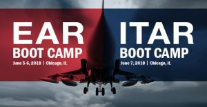 EAR and ITAR Boot Camps