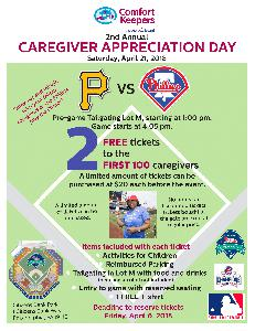 Comfort Keepers Caregiver Appreciation Day