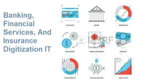 Banking, Financial Services, And Insurance Digitization IT