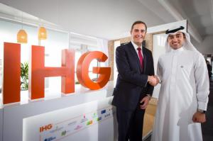 Al Hokair Group Inks Exclusive Agreement with IHG  for Holiday Inn Express in Saudi Arabia